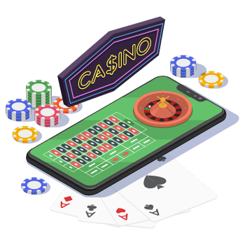 Try our fantastic mobile casino